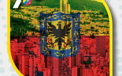 Feliz cumpleaños Bogotá